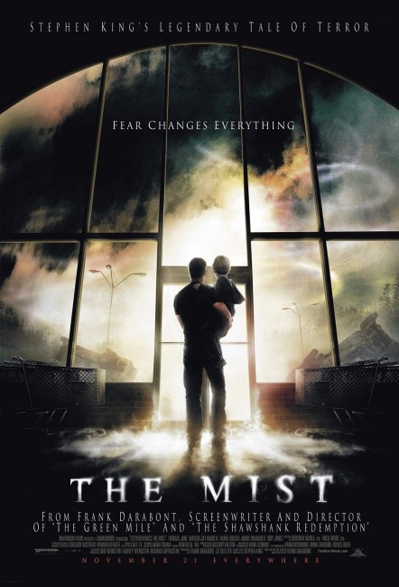 The Mist (2007) poster