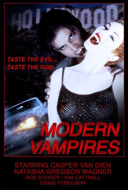 Modern Vampires (1998) poster