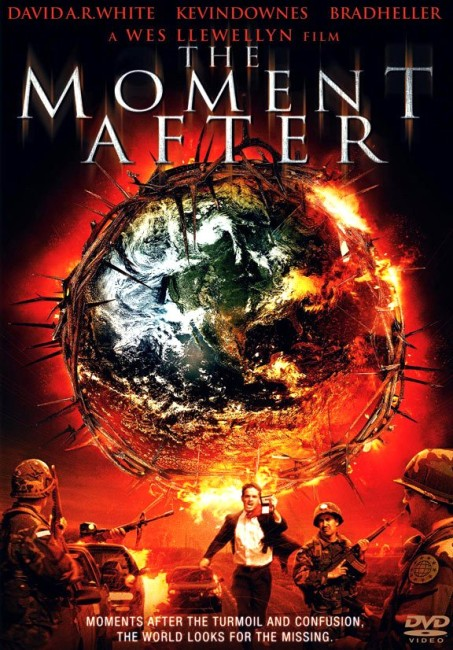 The Moment After (1999) poster