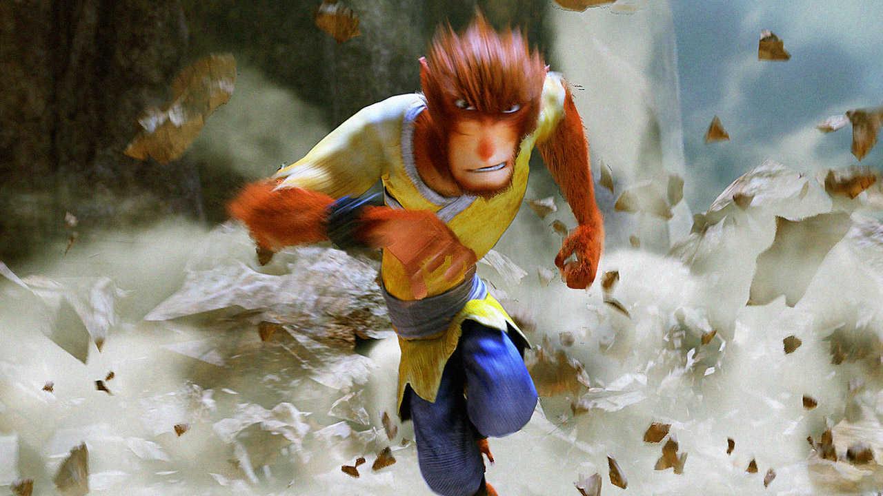 Monkey Sun Wukong in King: Hero is Back (2015)