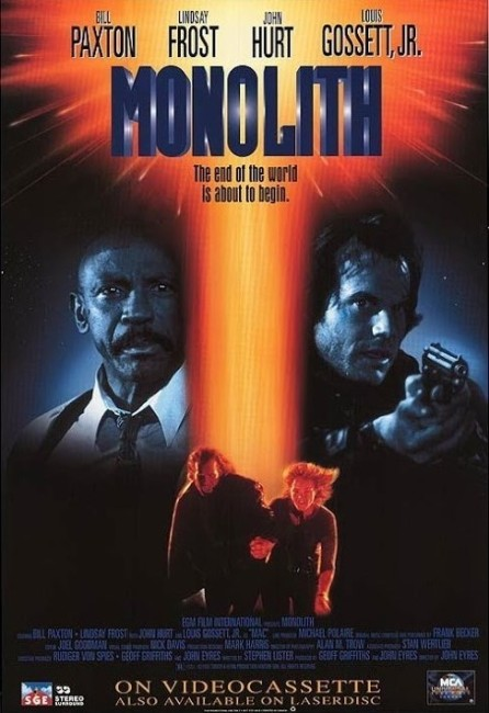 Monolith (1994) poster