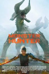 Monster Hunter (2020) poster