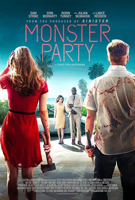 Monster Party (2018) poster