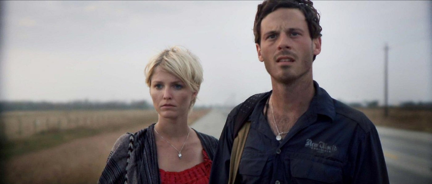 Whitney Able and Scott McNairy in Monsters (2010)