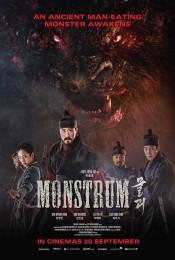 Monstrum (2018) poster