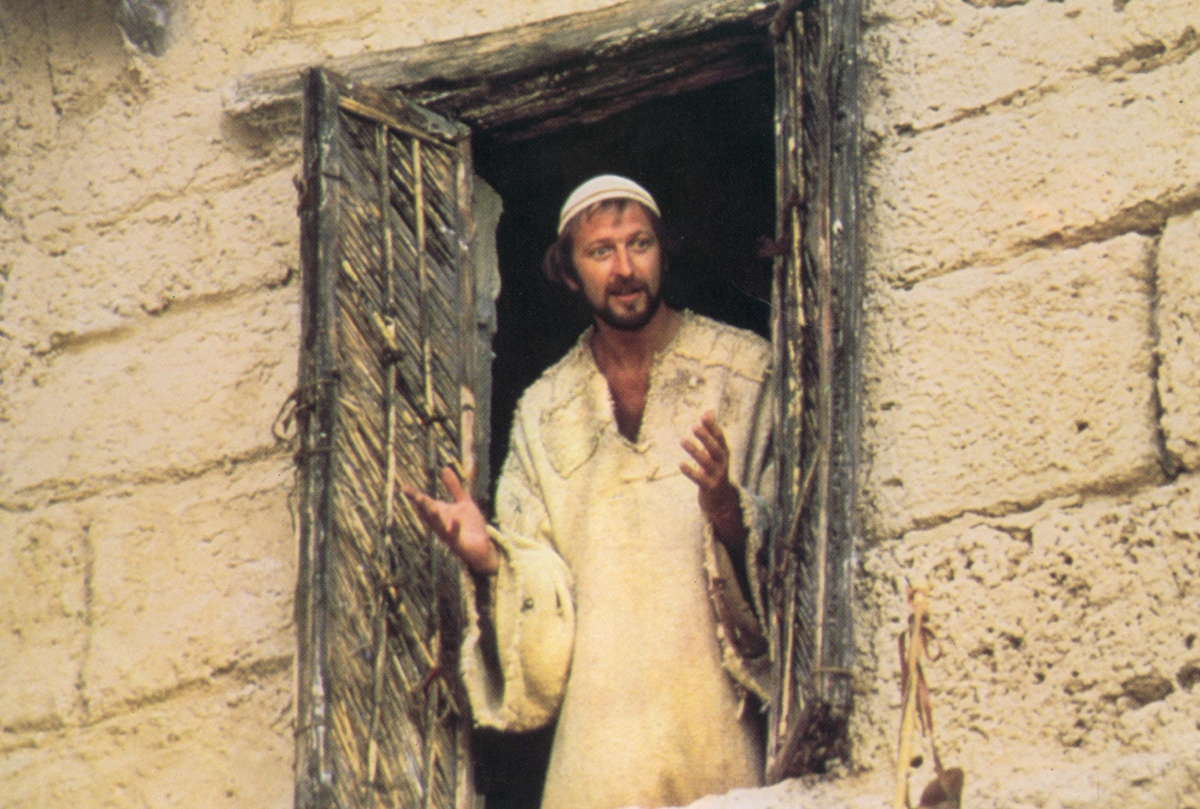 Not the messiah, just a naughty boy - Graham Chapman as Brian in Monty Python's The Life of Brian (1979)