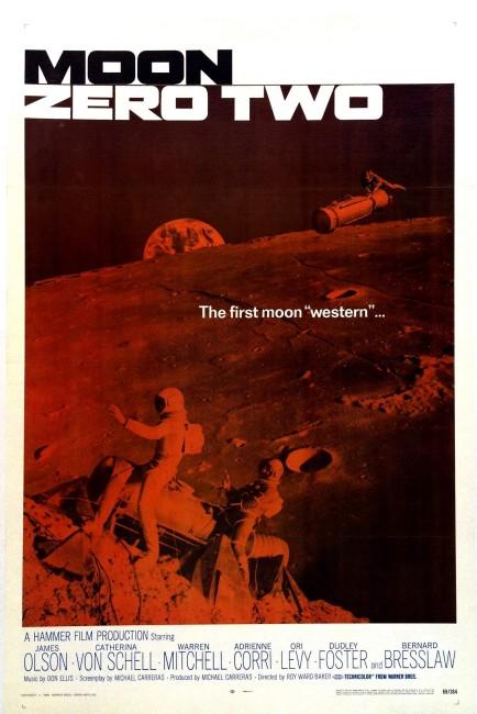 Moon Zero Two (1969) poster 2