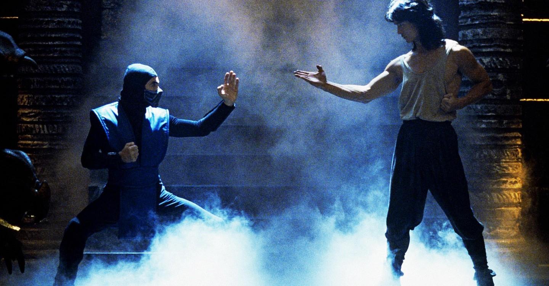 Robin Shou, Francois Petit in Mortal Kombat (1995)
