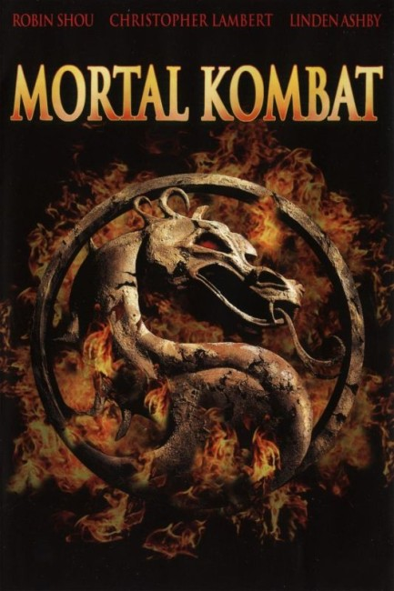 Mortal Kombat (1995) poster