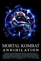 Mortal Kombat: Annihilation (1997) poster
