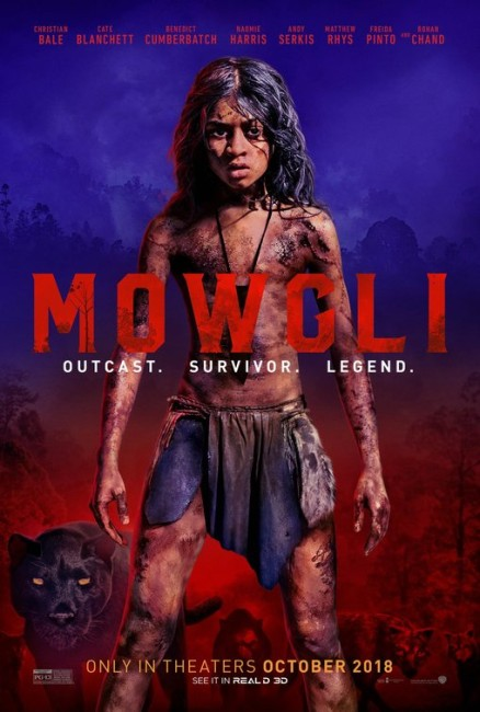 Mowgli (2018) poster