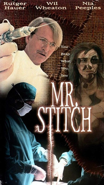 Mr. Stitch (1995) poster