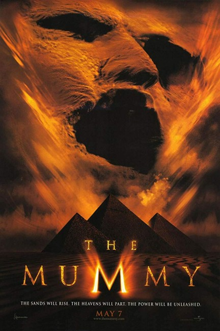 The Mummy (1999) poster