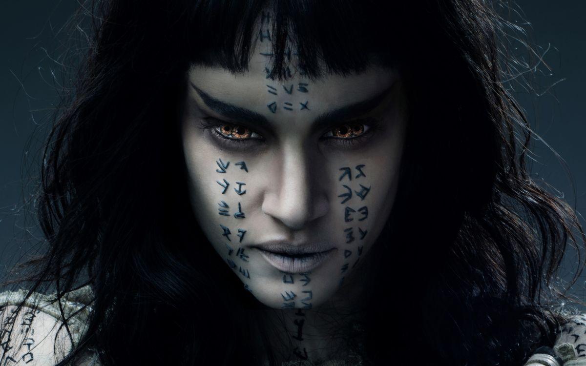 Sofia Boutella as Ahmanet in The Mummy (2017)