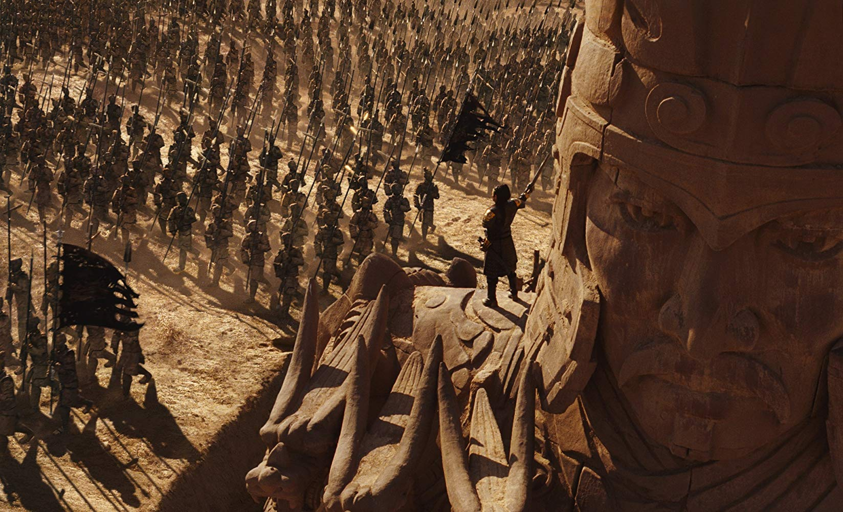 The Mummy Tomb Of The Dragon Emperor 2008 Moria