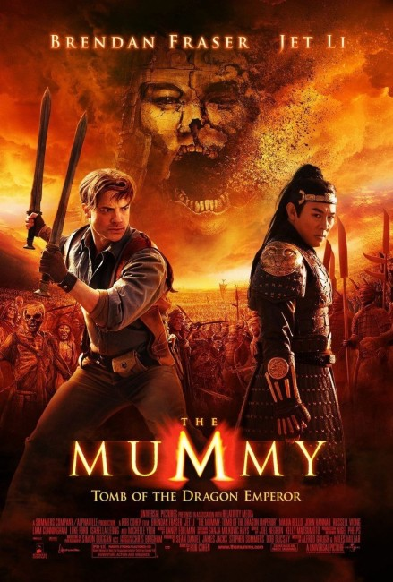 The Mummy: Tomb of the Dragon Emperor (2008) poster