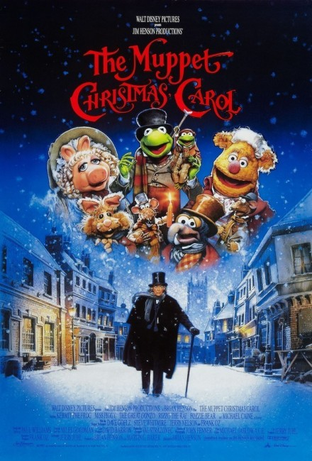 The Muppet Christmas Carol (1992) poster