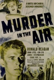 Murder in the Air (1940) poster