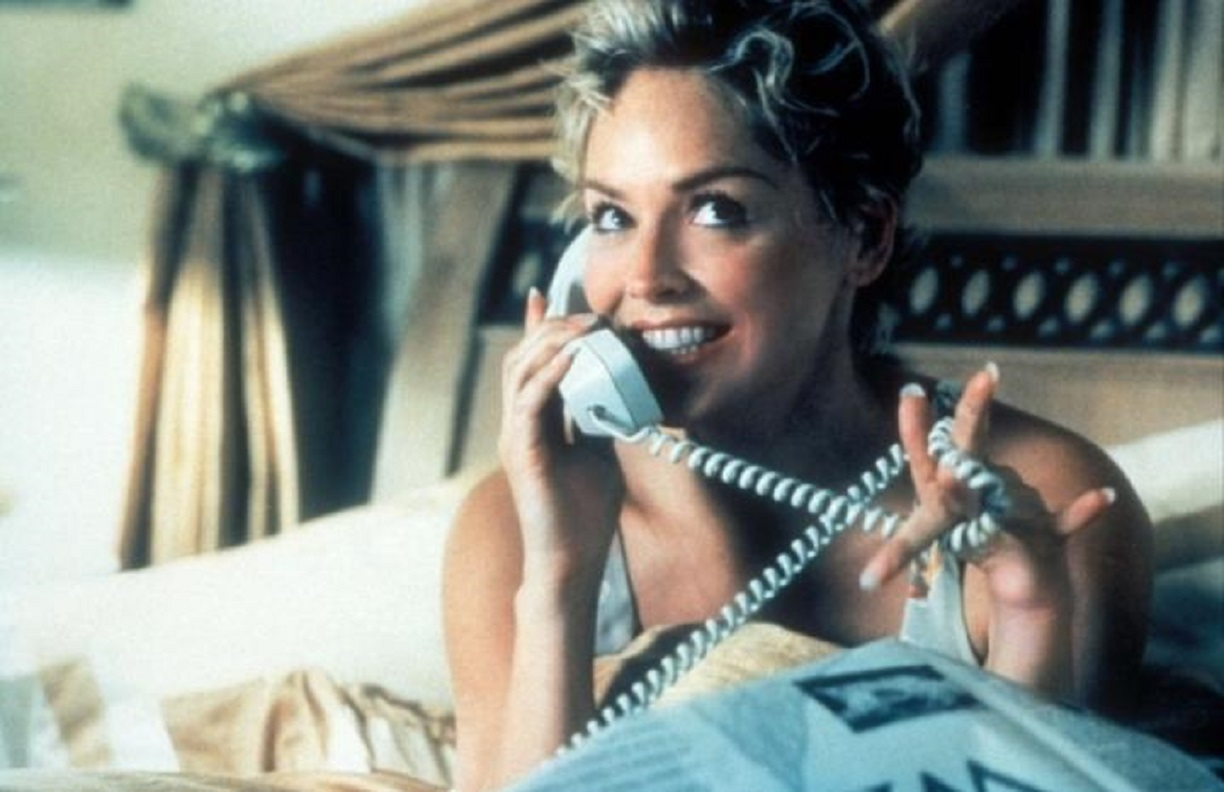 Sharon Stone as The Muse (1999)