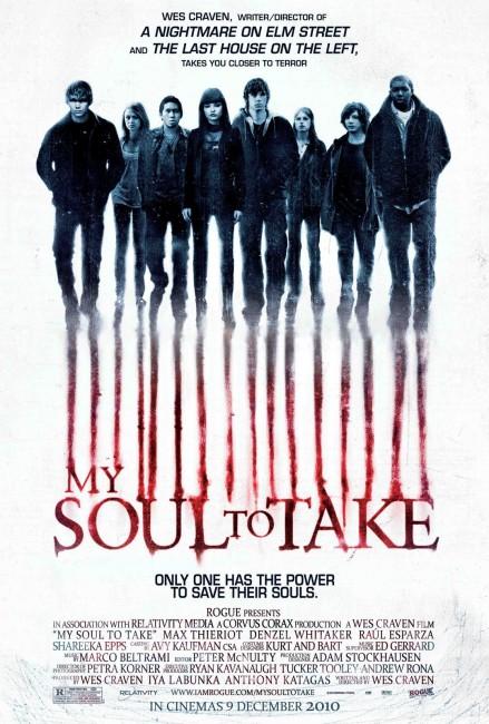 My Soul to Take (2010) poster