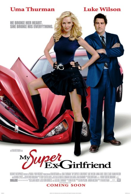 My Super Ex-Girlfriend (2006) poster