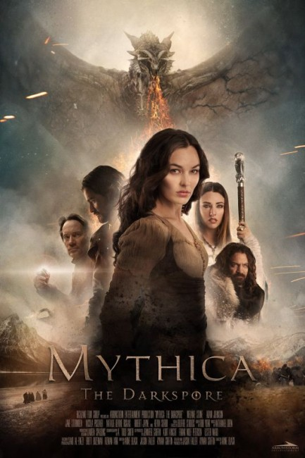 Mythica: The Darkspore (2015) poster