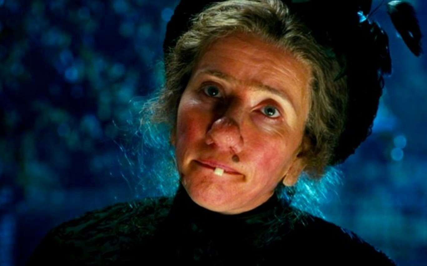 Emma Thompson as Nanny McPhee (2005)