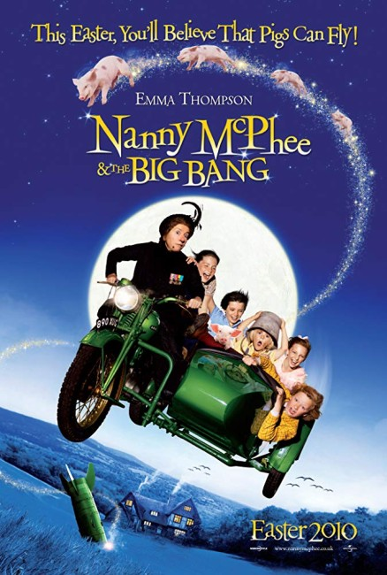 Nanny McPhee & the Big Bang (2010) poster