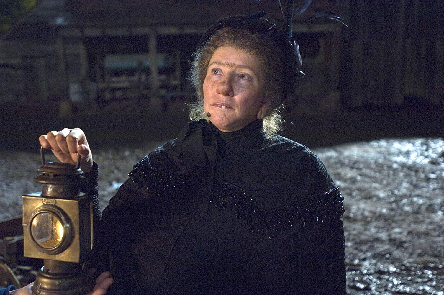 Emma Thompson back again as Nanny McPhee in Nanny McPhee & the Big Bang (2010)
