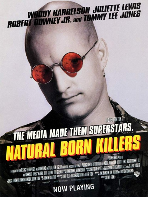 Natural Born Killers (1994) poster