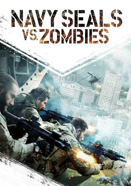 Navy Seals vs Zombies (2015) poster