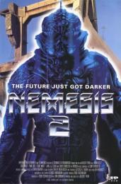 Nemesis 2: Nebula (1995) poster