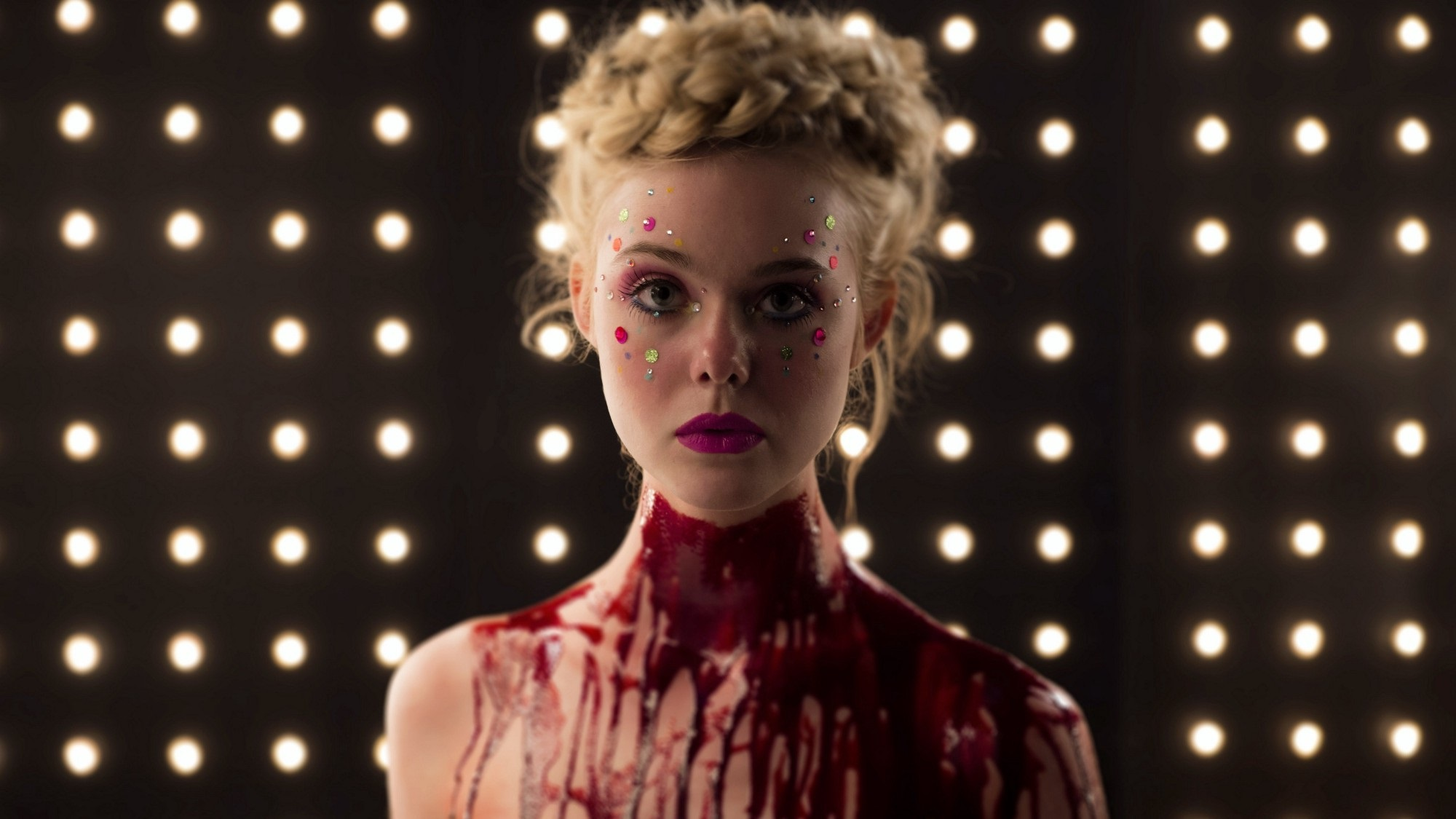 Elle Fanning in The Neon Demon (2016)