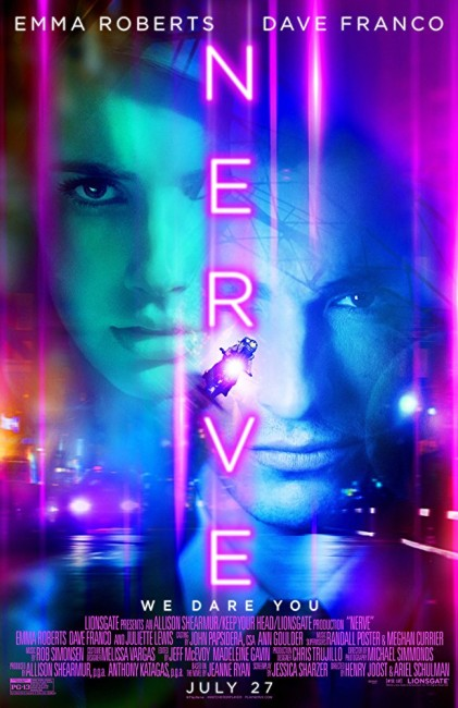 Nerve (2016) poster