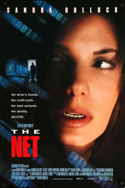 The Net (1995) poster