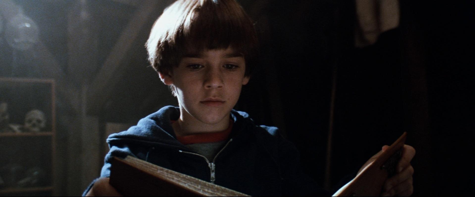 Barrett Oliver as Bastian in The NeverEnding Story (1984)