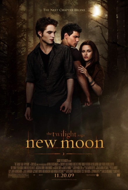 New Moon (2009) poster