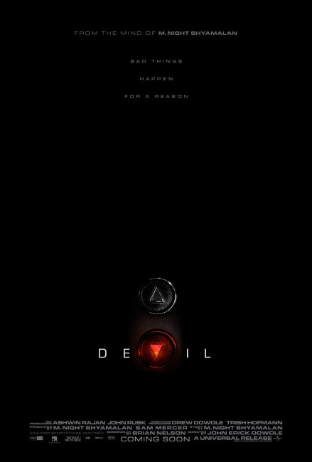 The Night Chronicles 1: Devil (2010) poster