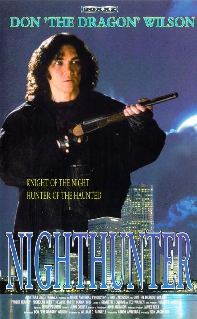 Night Hunter (1996) poster