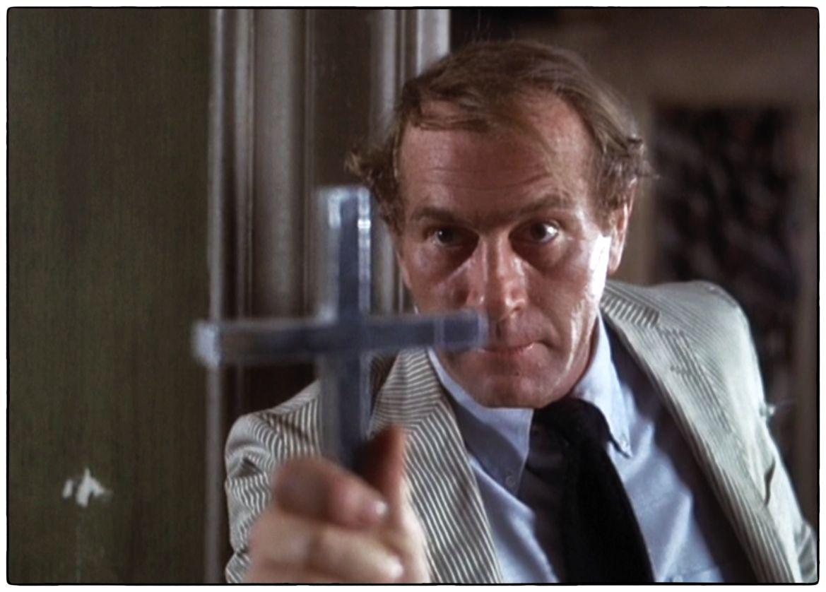 Darren McGavin as journalist Carl Kolchak in The Night Stalker (1972)