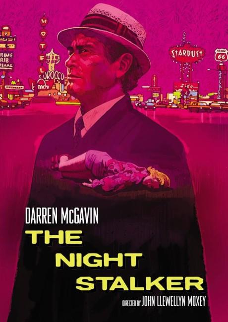The Night Stalker (1972) poster