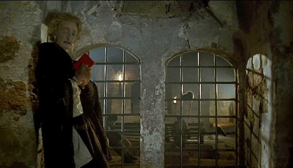 Robert Englund as the Marquis de Sade in Night Terrors (1993)