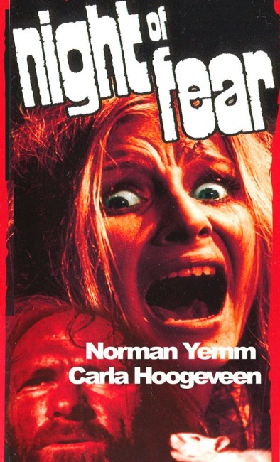 Night of Fear (1972) poster