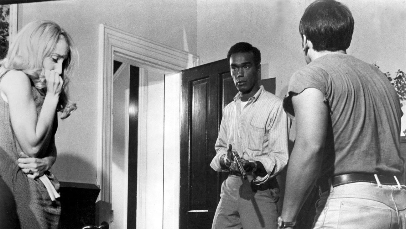 Judith O'Dea, Duane Jones, Keith Wayne in Night of the Living Dead (1968)
