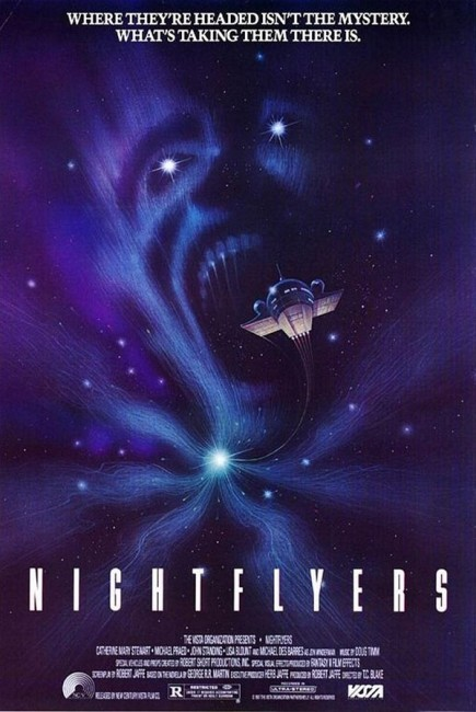 Nightflyers (1987) poster