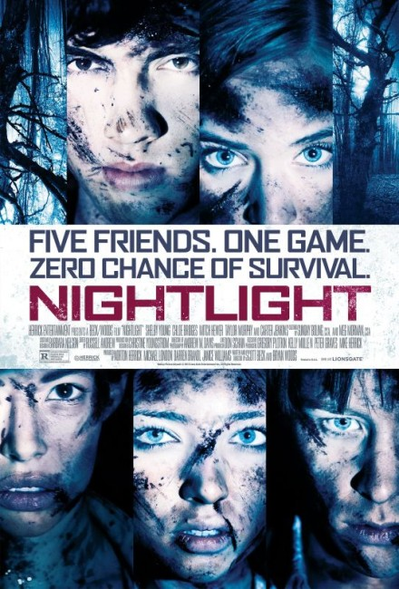 Nightlight (2015) poster