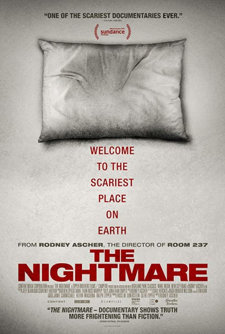 The Nightmare (2015) poster
