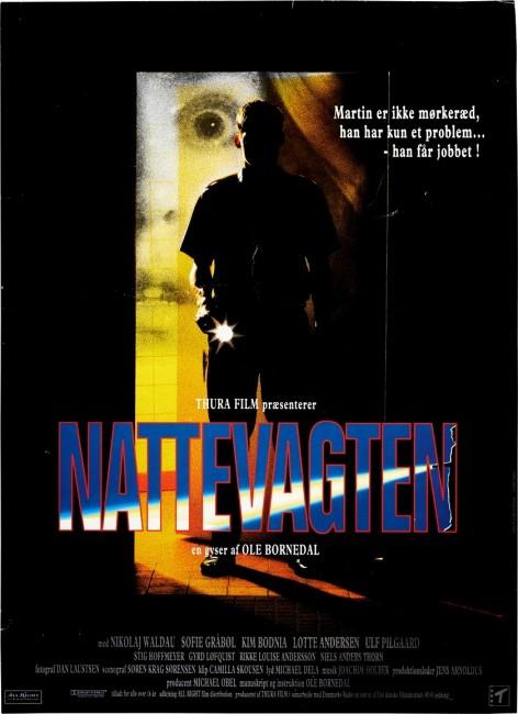 Nightwatch (1994) poster