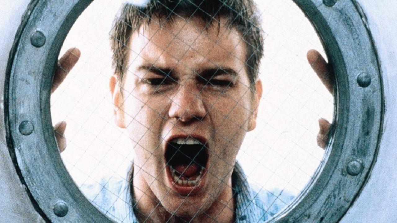 Ewan McGregor in Nightwatch (1998)
