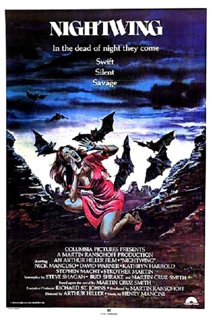 Nightwing (1979) poster